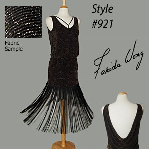 Farida Wong Dancewear – Latin Dance Costume 921